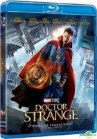 Doctor Strange (2016) (Blu-ray) (Hong Kong Version)