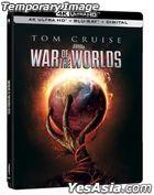 War Of The Worlds (2005) (4K Ultra HD + Blu-ray) (Steelbook) (Taiwan Version)
