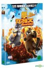 Two Tails (DVD) (Korea Version)