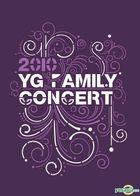 2010 YG Family Concert (DVD+Photobook) (2-Disc) (Korea Version)