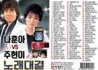 Na Hoon A VS Choo Hyun Mi 88 Songs Competition USB