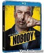 Nobody (2021) (Blu-ray) (Hong Kong Version)