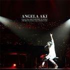 ANGELA AKI Concert Tour 2014 TAPESTRY OF SONGS - THE BEST OF ANGELA AKI in BUDOKAN 0804 [BLU-RAY](Japan Version)