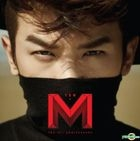 Lee Min Woo 10th Anniversary Album - M+TEN