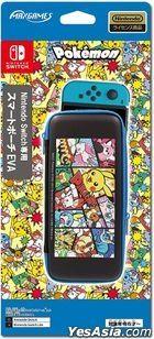 Nintendo Switch 收纳袋EVA  宝可梦 漫画 (日本版)