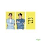 J-WALK WALK PLAY LOVE PHOTO CARD SET