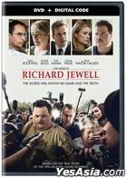 Richard Jewell (2019) (DVD + Digital) (US Version)
