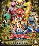 Kaizoku Sentai Gokaiger (Blu-ray) (Vol.12) (Japan Version)