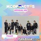 T1419 - KCON:TACT HI 5 Official MD (AR Photo Card Stand)