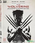 The Wolverine (2013) (Blu-ray) (3-Disc Edition) (2D + 3D) (Hong Kong Version)