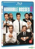 Horrible Bosses 2 (2014) (Blu-ray) (Korea Version)