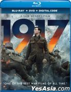 1917 (2019) (Blu-ray + DVD + Digital Code) (US Version)