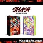 MIRAE Mini Album Vol. 2 - Splash (Hot + Cool Version) + 2 Posters in Tube
