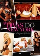 DIVAS DO NEW YORK THE LINGEIE EDITION (Japan Version)