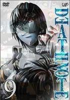 Death Note (DVD) (Vol.9) (Animation) (Japan Version)