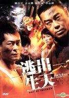 Out Of Inferno (2013) (DVD) (Hong Kong Version)