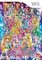 PreCure All Stars Zeninsyuugou * Let's Dance! (Japan Version)