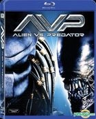 Alien vs Predator (Blu-ray) (Hong Kong Version)
