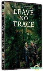 Leave No Trace (2018) (DVD) (Hong Kong Version)