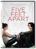Five Feet Apart (2019) (DVD) (US Version)