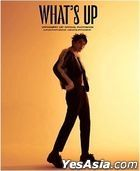 The Official Photobook of Up Poompat - What's Up
