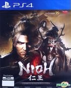 Nioh Complete Edition (Asian English / Chinese / Japanese Version)
