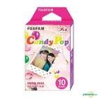 Fujifilm Mini 即影即有相紙 (Candy Pop) (10張)