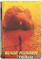 Blade Runner 2049 (2017) (4K Ultra HD + Blu-ray) (Mondo x Steelbook) (Hong Kong Version)