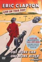 Eric Clapton : Live On Tour 2001 (One More Car One More Rider)(Korean Version)