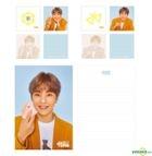 Xiu Min Fanmeeting 'XIUWEET TIME' Official Goods - Check Book & Memo Pad