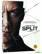 Split (Blu-ray) (O-Ring Case Limited Edition) (Korea Version)
