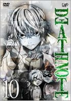 Death Note (DVD) (Vol.10) (Animation) (Japan Version)