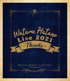 Wataru Hatano Live 2021 -Thanks- Live  [BLU-RAY] (Japan Version)