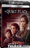 A Quiet Place Part II (2020) (4K Ultra HD + Blu-ray) (Hong Kong Version)