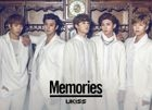 Memories (ALBUM+LIVE BLU-RAY) (First Press Limited Edition)(Japan Version)