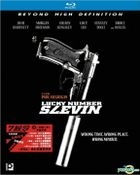 Lucky Number Slevin (2006) (Blu-ray) (Hong Kong Version)