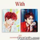 Infinite: Nam Woo Hyun Mini Album Vol. 4 - With (Random Version)
