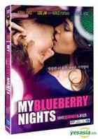 My Blueberry Nights (DVD) (Korea Version)