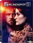 Blindspot (DVD) (The Complete First Season) (NBC TV Drama) (Taiwan Version)