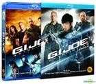 G.I. Joe 2: Retaliation (2013) (Blu-ray) (Korea Version)