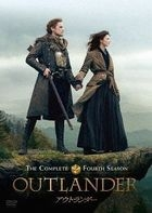 Outlander Season 4 DVD Complete Box [ (Japan Version)