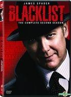 The Blacklist (DVD) (The Complete Second Season) (US Version)