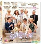 The Big Wedding (2013) (DVD) (Hong Kong Version)