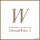 Infinite : Nam Woo Hyun Mini Album Vol. 2 - Second Write.. (Random Version) + 2 Posters in Tube