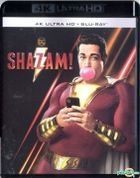 Shazam! (2019) (4K Ultra HD + Blu-ray) (Hong Kong Version)