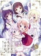 Is the Order a Rabbit? Vol.6 (Blu-ray) (First Press Limited Edition)(Japan Version)