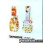 Depapepe Vol. 1 - Let's Go (Korean Version)