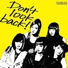Don't look back! [Type A](SINGLE+DVD) (First Press Limited Edition)(Japan Version)