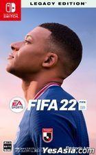 FIFA 22 Legacy Edition (Japan Version)