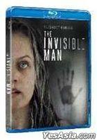 The Invisible Man (2020) (Blu-ray) (Hong Kong Version)